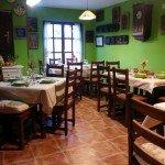 (Español) Comedor Bar tienda Casa les Pedroses